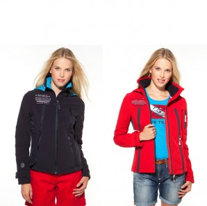 "Softshell Jacket Lady  ""The Ultimate Dive Experience"""