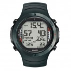 Suunto D6i black mit Elastomer Armband 