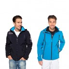 """Softshell Jacket Men  """"The Ultimate Dive Experience"""""""