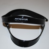 Maskenband Atomic black/grey